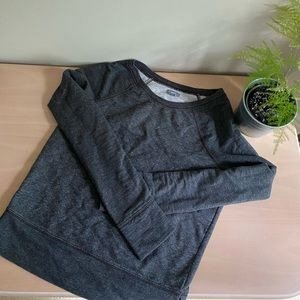 FREE W/ $25 PURCHASE AE Gray Sweatshirt